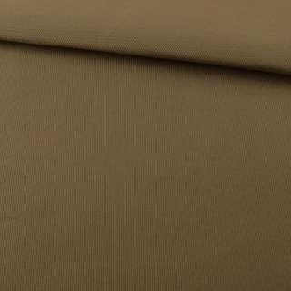 Тканина для сидінь автомобіля бежева на поролоні 3 мм, ш.150 оптом
