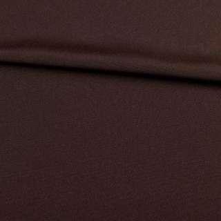 Ткань скатертная коричневая темная, ш.320 оптом