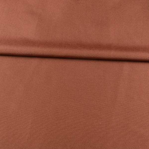 Ткань скатертная коричневая, ш.320 оптом