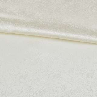 Жаккард скатертный фейерверк молочный, ш.320 оптом