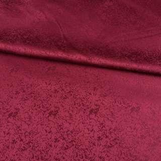 Жаккард скатертный фейерверк бордовый, ш.320 оптом