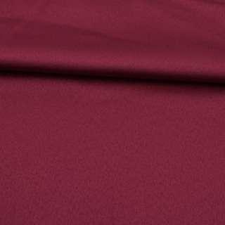 Ткань скатертная бордовая с атласным блеском, ш.320 оптом