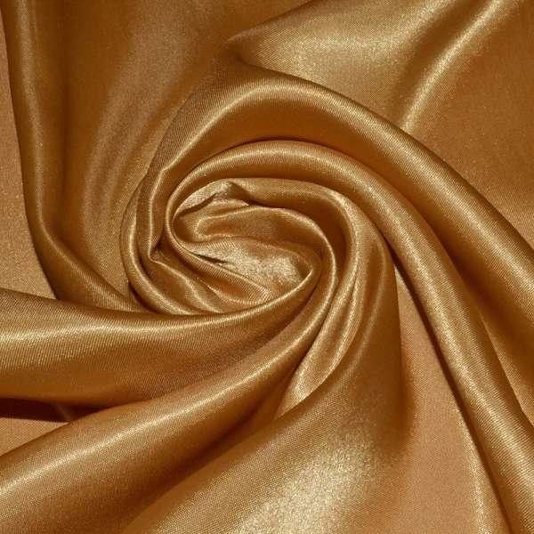 Атлас портьерный горчично-золотистый ш.280 оптом