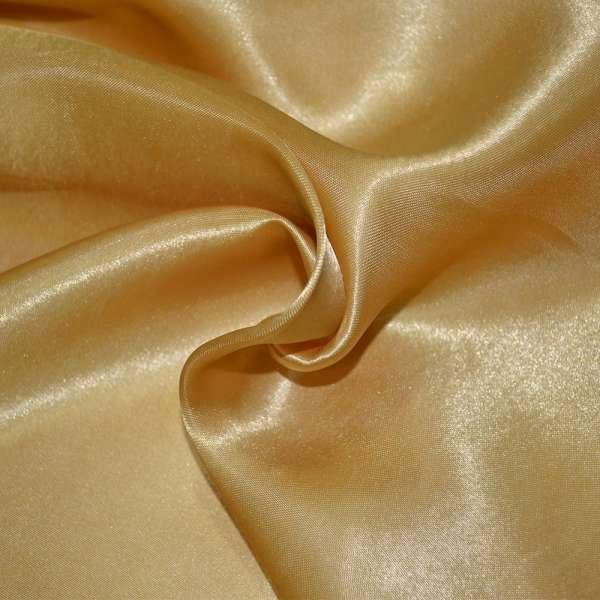 Атлас портьерный золотистый темный ш.280 оптом
