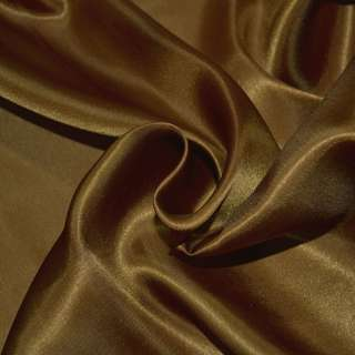 Атлас портьерный шоколадный ш.280 оптом