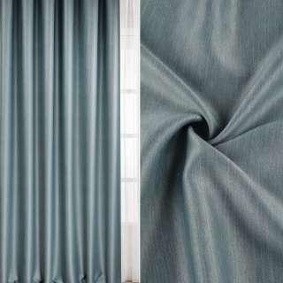 Атлас блекаут атлас для штор зелений (полин світла) ш.295 оптом