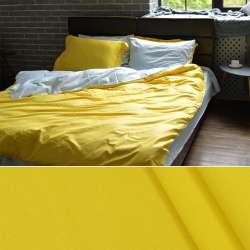 Бязь желтая гладкокрашеная, ш.220 оптом