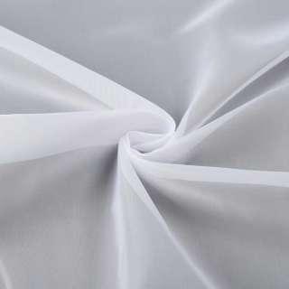 Вуаль біла Sofia Home Decor з обважнювачем ш.300 оптом