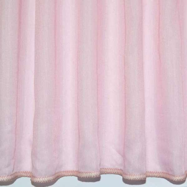 Батист гардинный розовый бледный Германия ш.300 оптом