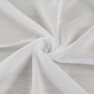 Вуаль белая, с утяжелителем, ш.180 оптом