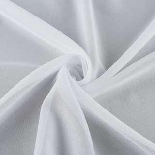 Вуаль біла муарова з обважнювачем Німеччина, ш.300 оптом