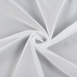 Вуаль белая, с утяжелителем, ш.300 оптом