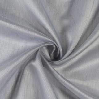 Шелк прозрачный серый с утяжелителем, ш.300 оптом