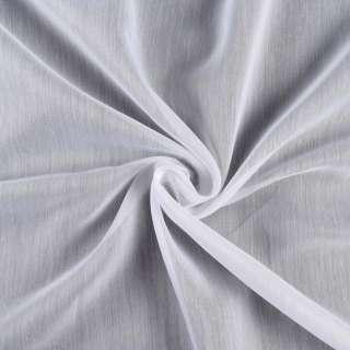 Лен гардинный белый, с утяжелителем, ш.180 оптом
