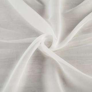 Сітка тюль молочна з обважнювачем, ш.280 оптом