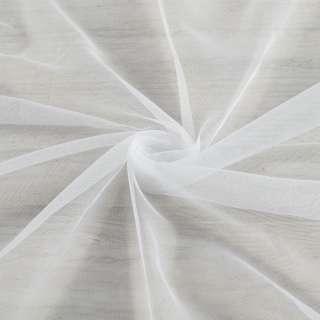 Сітка тюль біла з обважнювачем, ш.180 оптом
