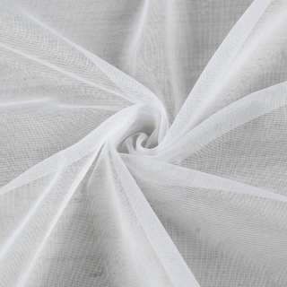 Мікросітка тюль біла з обважнювачем, ш.300 оптом
