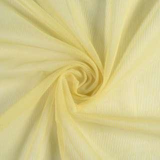 Сітка лимонна нитка з обважнювачем Німеччина, ш.300 оптом