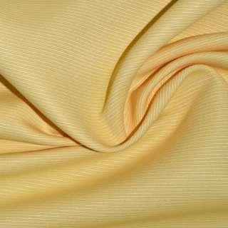 Репс для штор жовтий яскравий, ш.141 оптом