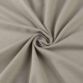 Льон полегшений сіро-бежевий світлий з обважнювачем, ш.300 оптом