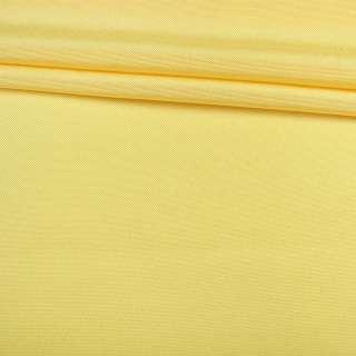 Ткань интерьерная универсальная желтая ш.140 оптом