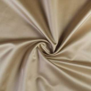 Сатин портьерный темно-бежевый, ш.155 оптом
