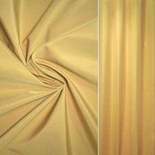 ДЕКО тафта золотисто-серая  ш.144 оптом
