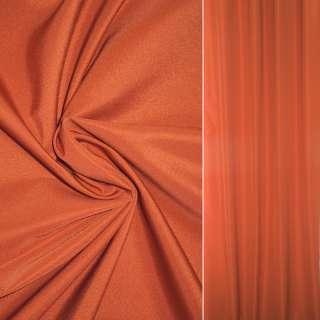 ДЕКО тафта красно-оранжевая  ш.145 оптом