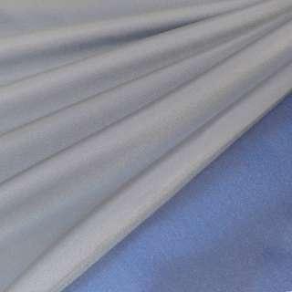 ДЕКО тафта серебристо-синяя Германия ш.140 оптом