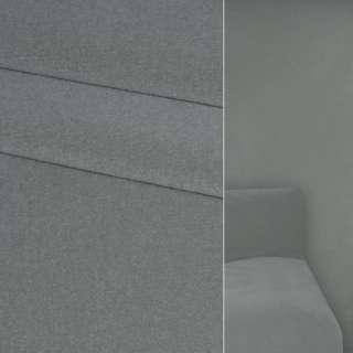 Велюр шерстяной мебельный каменно серый ш.140 оптом