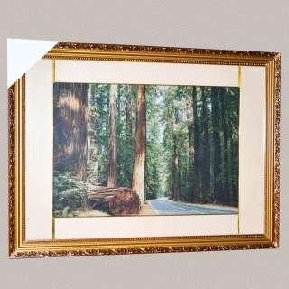 Картина гобелен під склом дорога через ліс оптом