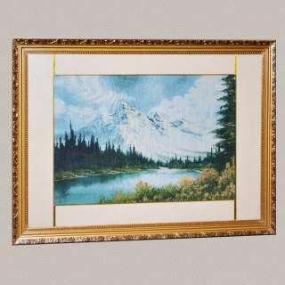 картина гобелен гори ліс озеро оптом