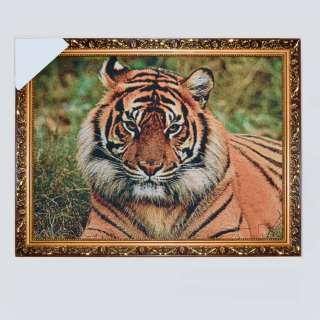 Картина гобеленовая 60х80 88*68 тигр лош оптом