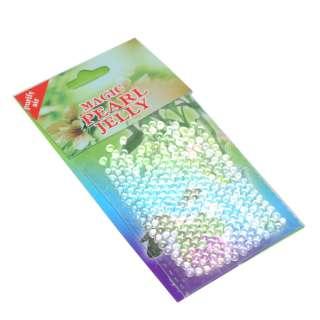 Гидрогель декоративный прозрачный уп 540 шт оптом