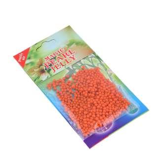 Гидрогель декоративный оранжевый уп 540 шт оптом