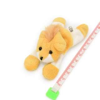 Магнит декоративный мягкая игрушка 9х5х3 см львенок бежевый оптом
