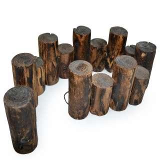 Заборчик декоративный деревянный из брусков 15х85 оптом