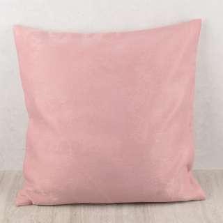 Наволочка 45х45 см софт рожева оптом