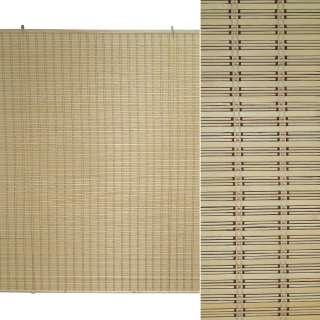 Ролеты из бамбуковой соломки debel 180х200 см натуральные оптом