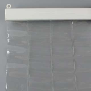 Дверная шторка силиконовая 0,2мм 90х198 см прозрачная оптом