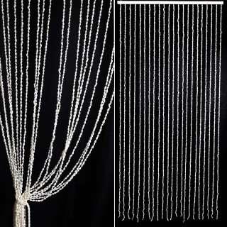 Дверная декоративная шторка Ракушки 80х175 см оптом
