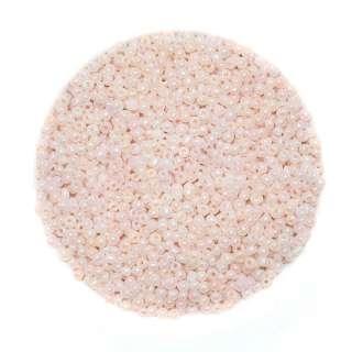 Бісер блідо-рожевий оптом