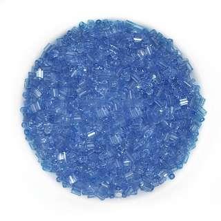 бисер голубой оптом