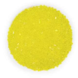 Бісер жовтий оптом