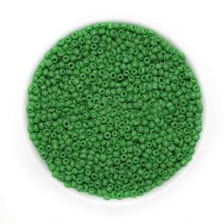 Бісер зелений оптом