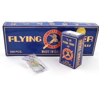 Иглы бытовые №75 Flying Tiger HA*1 (10 игл) оптом