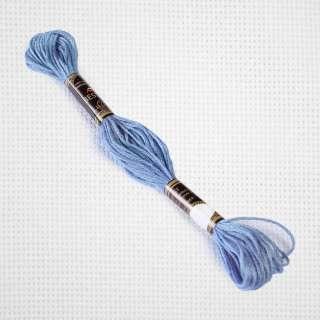 Мулине Bestex 156 8м, Сине-фиолетовый, средний светлый оптом