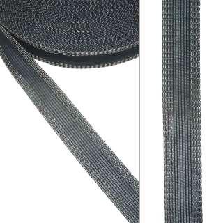 Клеевая для брюк 24 см серая темная оптом