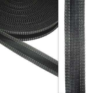 Клеевая для брюк 24мм черная оптом