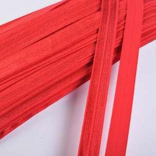 косая бейка стрейч красная 15 мм оптом